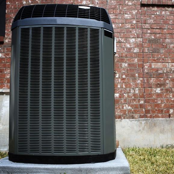 central heater needing maintenance