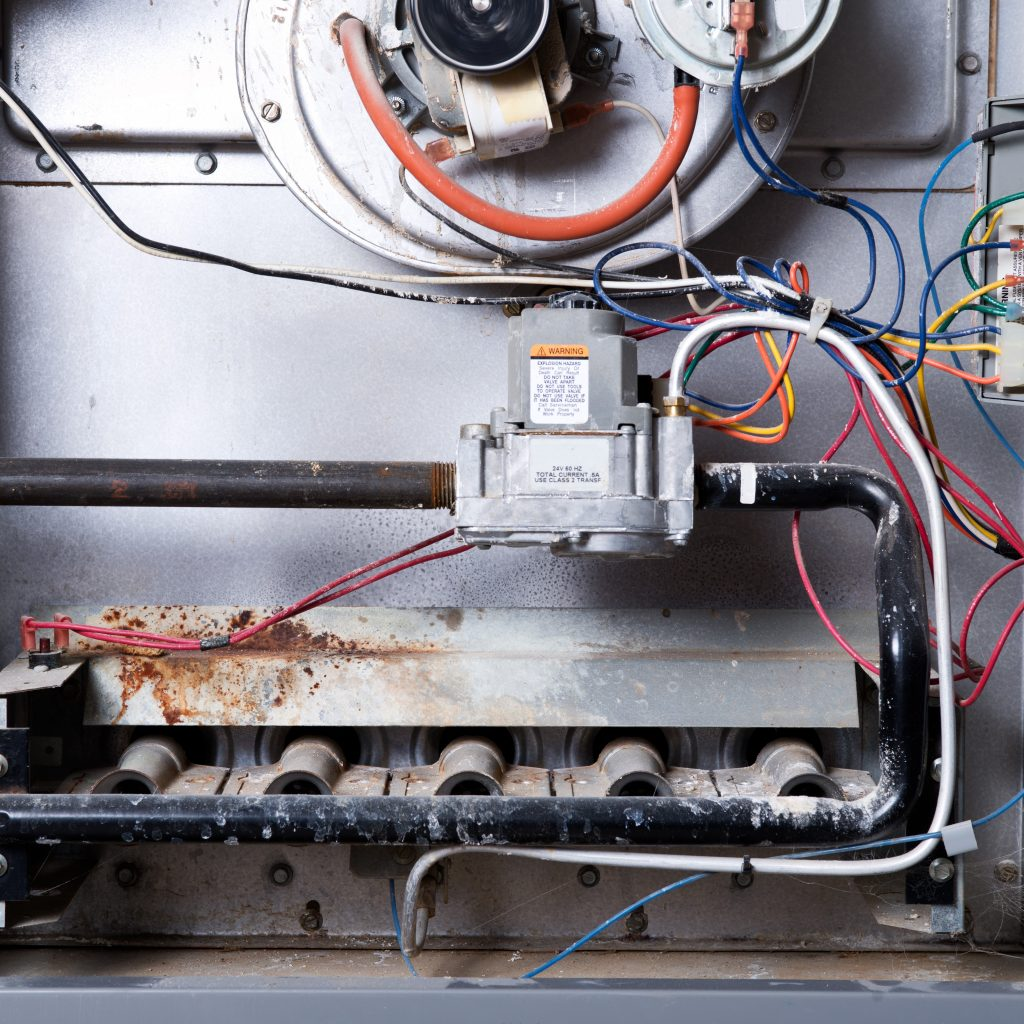 inside furnace system