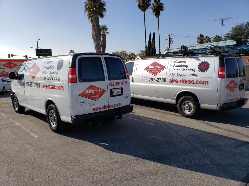 commercial heater repair trucks
